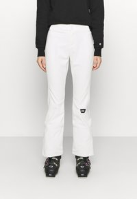 O'Neill - BLESSED PANTS - Snow pants - powder white - 0