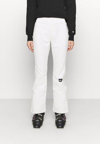 BLESSED PANTS - Ski- & snowboardbukser - powder white