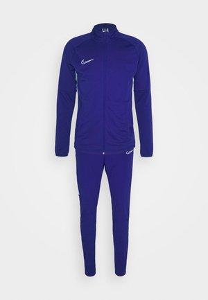 DRY SUIT SET - Dres - deep royal blue/armory blue/white