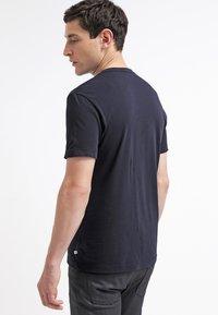 James Perse - CREW NECK - T-shirt basic - deep - 2