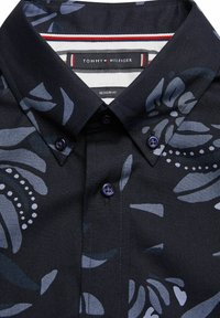Tommy Hilfiger - PATCHWORK FLORAL PRINT - Shirt - marine - 4