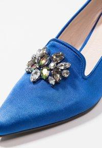Kio - Classic heels - blue - 2