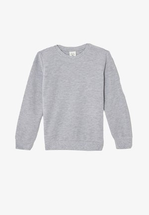 REGULAR FIT - Collegepaita - grey