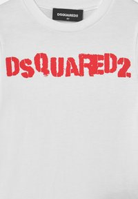 Dsquared2 - UNISEX - Print T-shirt - white - 2