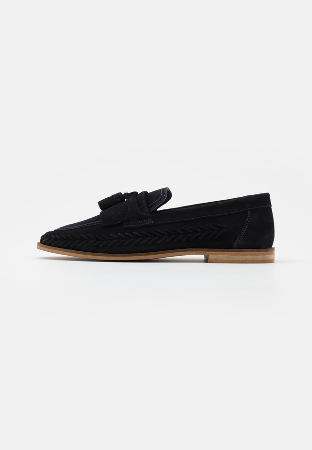 ARROW LOAFERS - Slip-ons - navy