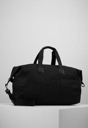 PIXEL HOLDALL - Reisetasche - black