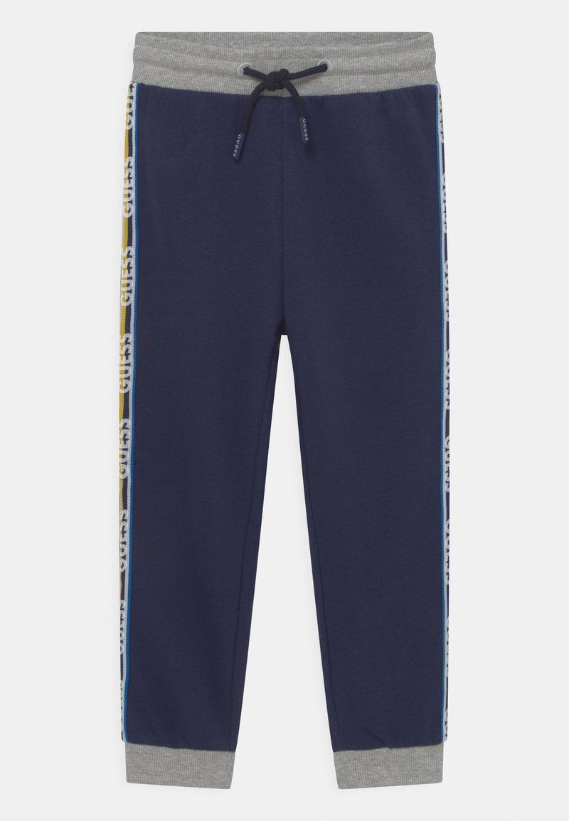 Guess - TODDLER ACTIVE  - Kalhoty - bleu/deck blue