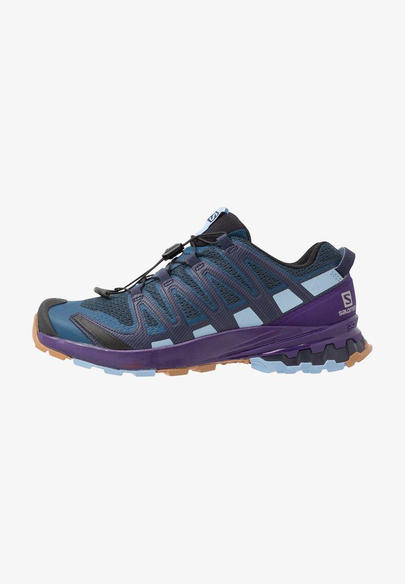 Salomon - XA PRO 3D V8 - Løbesko trail - poseidon/violet indigo/forever blue