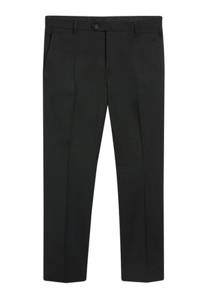 WITH STRETCH - Pantaloni eleganti - black