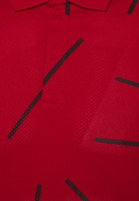Nike Golf - TIGER WOODS DRY COURSE  - Funkční triko - gym red/black - 2