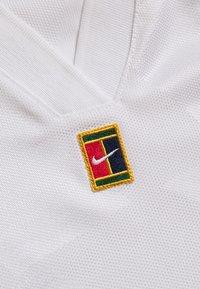 Nike Performance - DRY SLAM TANK - Sports shirt - white - 2