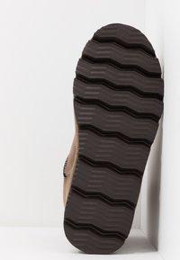 JETTE - Kotníkové boty - taupe - 6