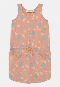 Soft Gallery - HAZEL  - Jersey dress - coral - 0