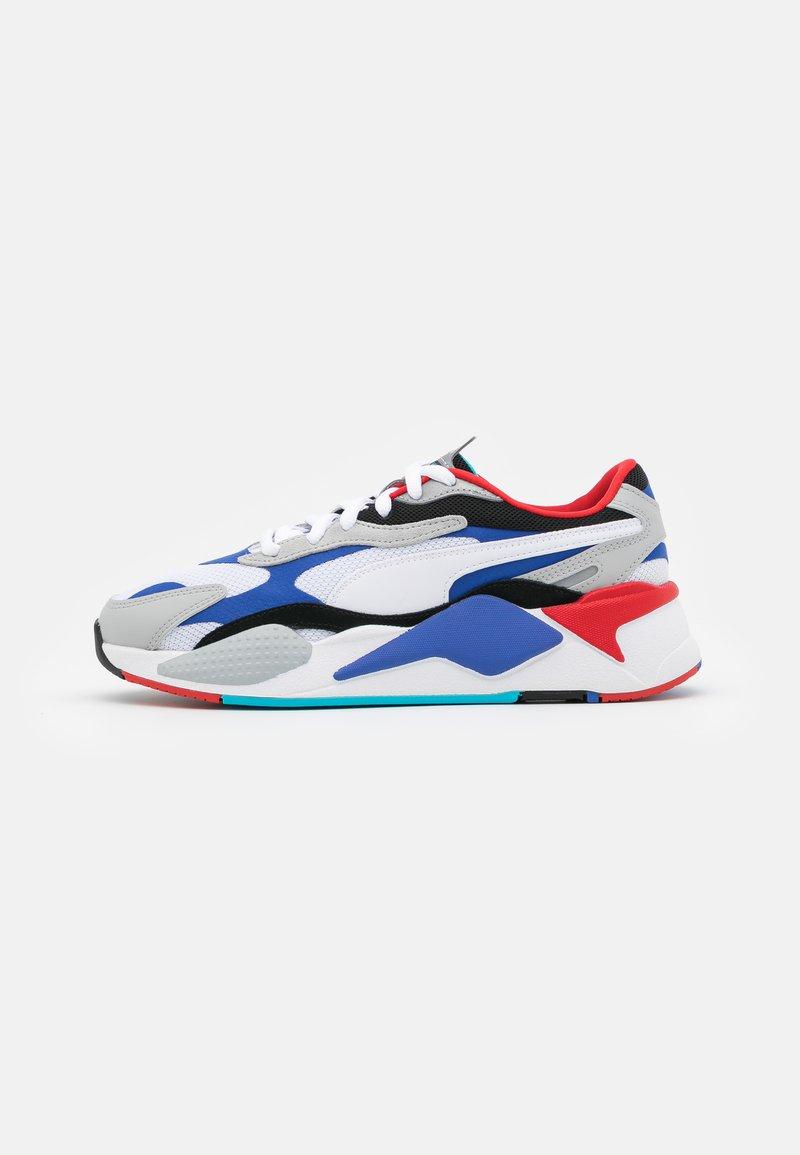 Puma - RS-X UNISEX - Sneaker low - white/dazzling blue/hi rise