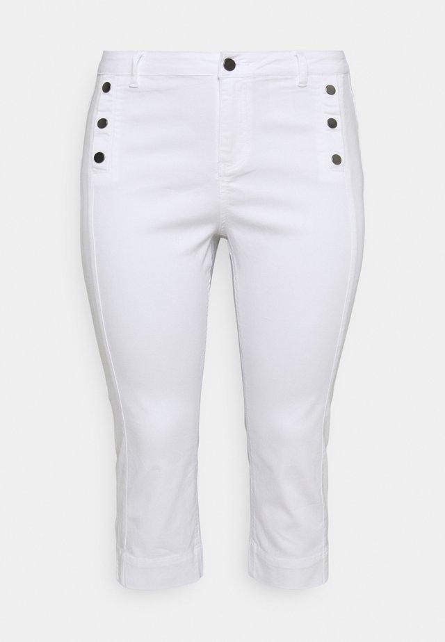JABBI KNICKERS - Trousers - white
