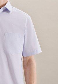 Seidensticker - SEIDENSTICKER BUSINESS - Shirt - blau - 4