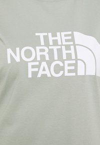The North Face - EASY TEE - Print T-shirt - wrought iron - 5