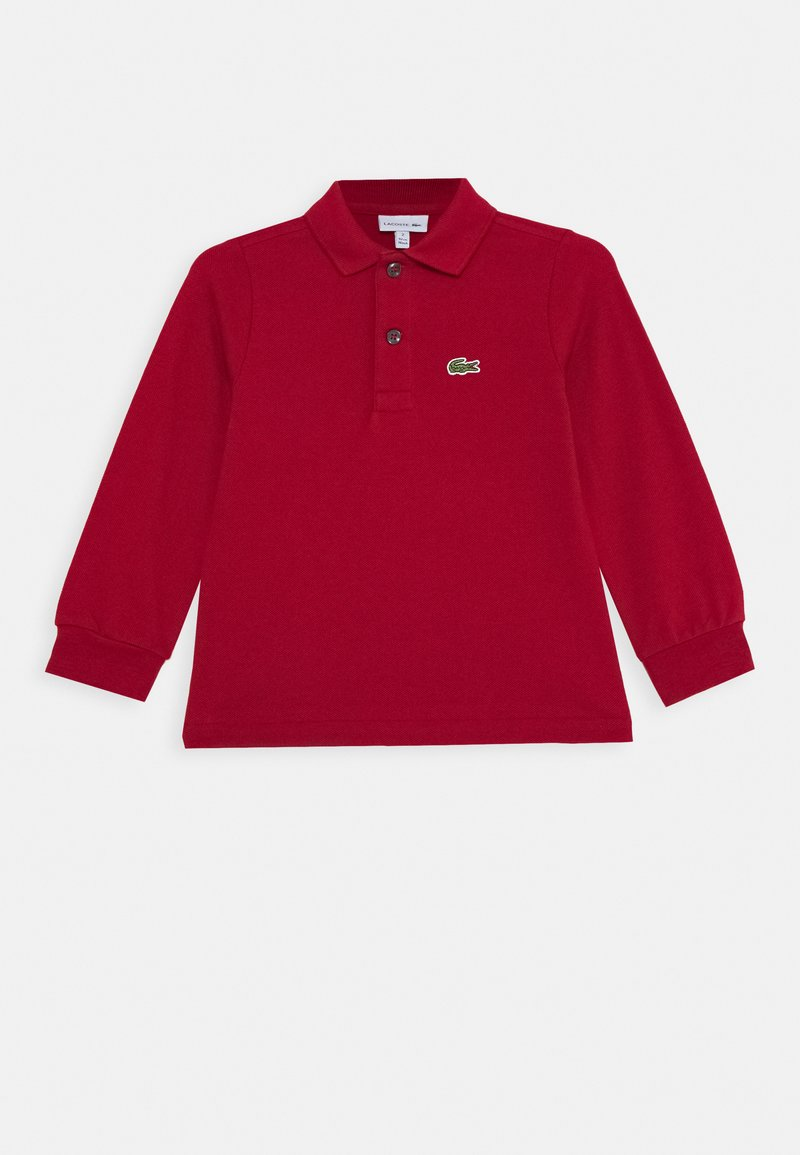 Lacoste - BABY LANGARM UNISEX - Polo shirt - alizarin