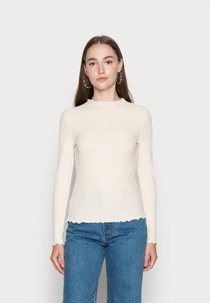 ONLEMMA HIGH NECK - Long sleeved top - birch