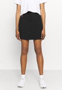 Icepeak - BEDRA - Sports skirt - anthracite - 0