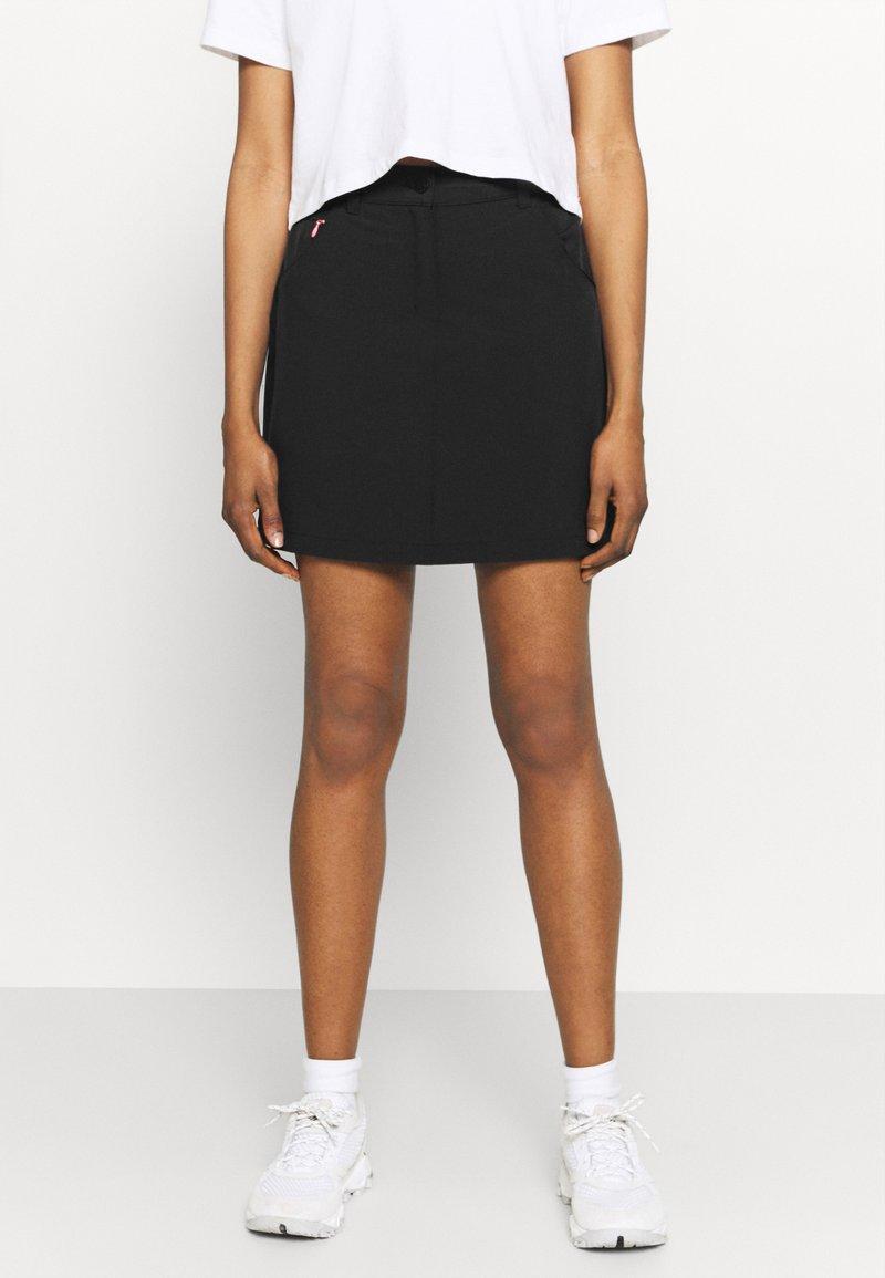 Icepeak - BEDRA - Sports skirt - anthracite