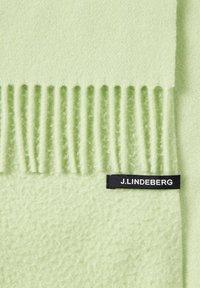 J.LINDEBERG - FRAME  - Halsduk - tea green - 2