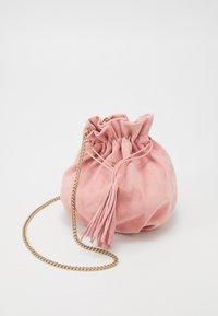 Repetto - PETIT AIR - Torba na ramię - dragee pink - 3