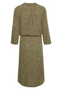 Soaked in Luxury - SL ZAYA  - Day dress - scattered dot print elmwood - 5