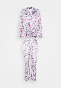 LASCANA - FLOWER LONG SET - Pyjamas - lilac - 0