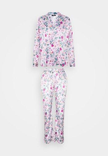FLOWER LONG SET - Pyjamas - lilac