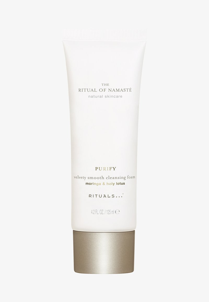 Rituals - THE RITUAL OF NAMASTE VELVETY SMOOTH CLEANSING FOAM - Cleanser - -