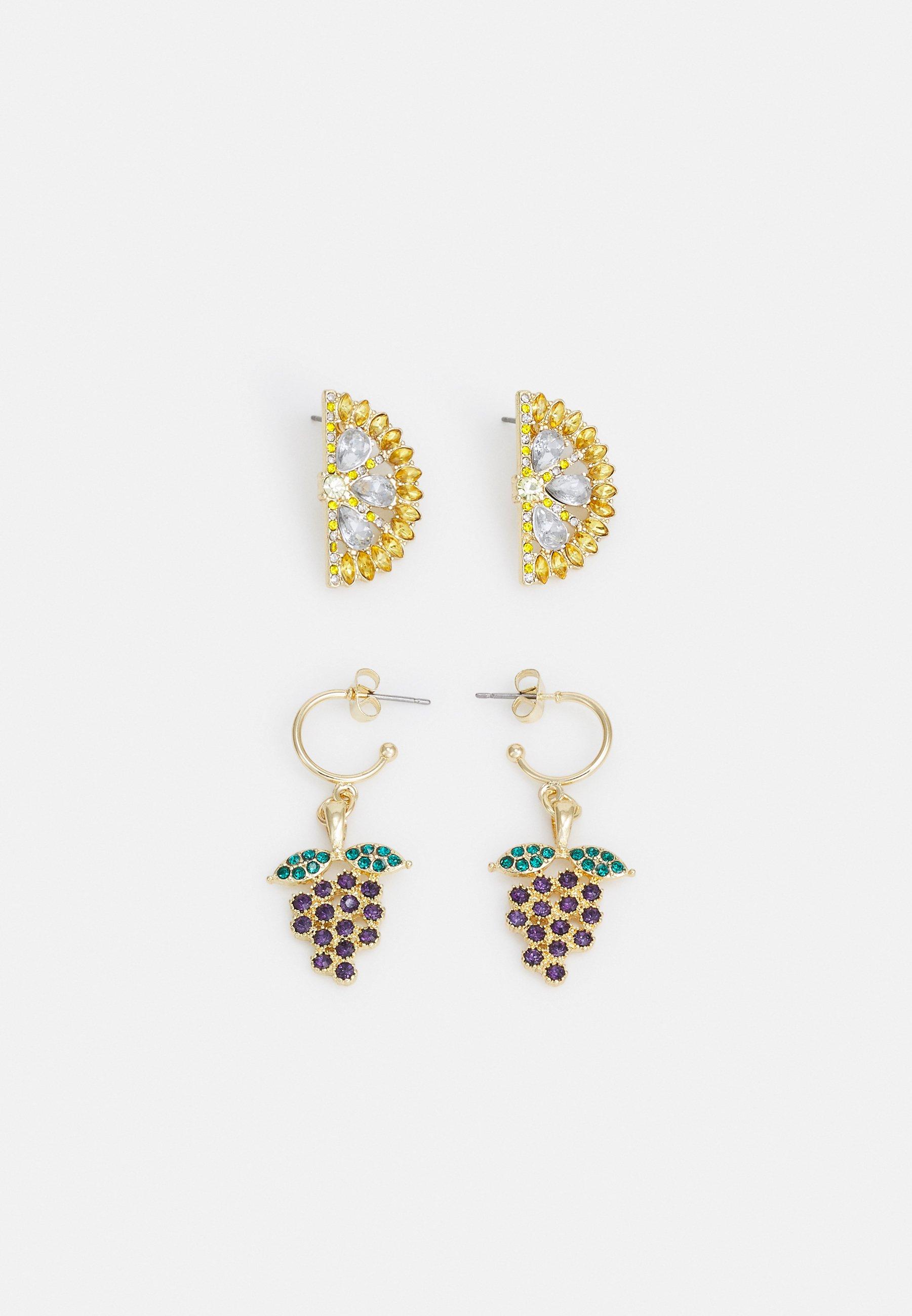 Women PCPHI EARRINGS 2 PACk - Earrings