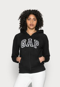 GAP - Bluza rozpinana - true black - 0