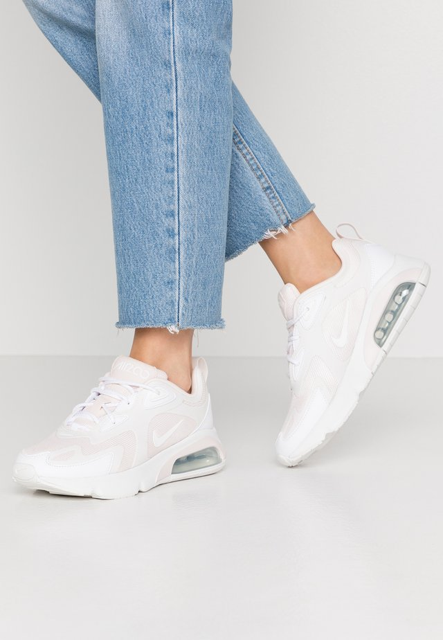 AIR MAX 200 - Sneakersy niskie - light soft pink/white/summit white