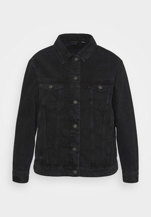 VMKATRINA JACKET - Denim jacket - black