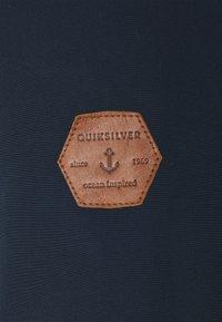 Quiksilver - LES HORTENSIAS - Tunn jacka - navy blazer - 2