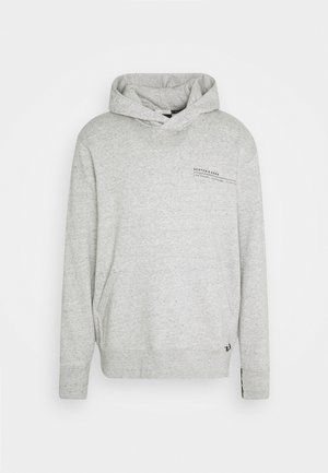 CLUB NOMADE BASIC HOODY - Sweatshirt - grey melange