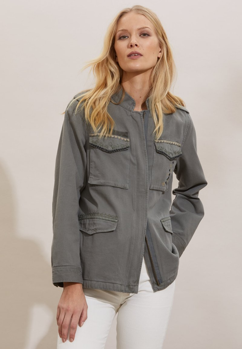 Odd Molly - JODIE - Summer jacket - faded cargo