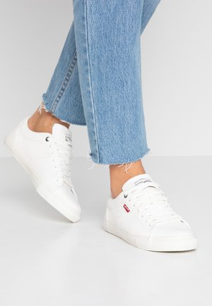 WOODS  - Sneaker low - brilliant white