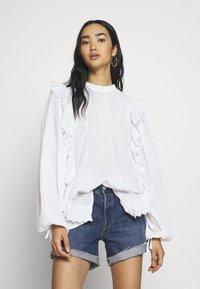 Pepe Jeans - RISPAH - Bluser - white - 0
