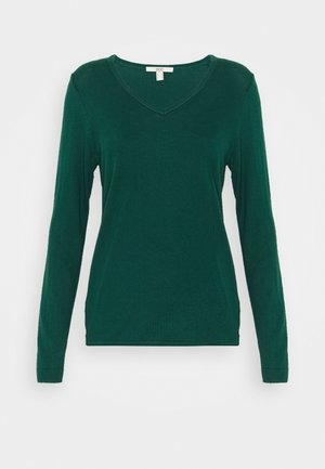 Jumper - dark teal green