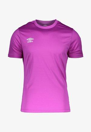 CLUB SS - Basic T-shirt - lila