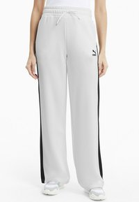 Puma - Tracksuit bottoms - white - 0