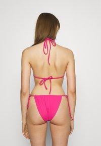 Weekday - BREEZE SWIM BOTTOM - Bikini bottoms - bright pink - 2