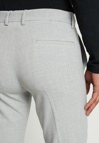 Lindbergh - CLUB PANTS - Pantaloni - grey mix - 5