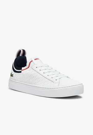 Baskets basses - wht nvy red