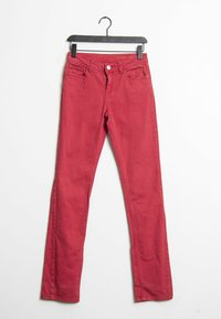 Opus - Straight leg jeans - red - 0