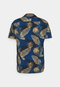 Selected Homme - SLHREGJOEL CAMP - Skjorta - dark blue - 7