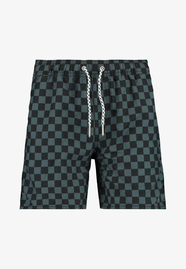 WILU - Shorts - grey/black