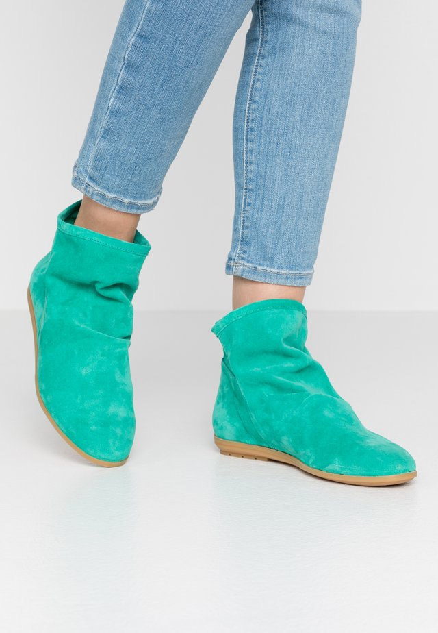 Ankle boots - menta